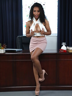 Ebony Uniform Pictures